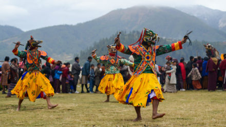 Bhútán – splněný cestovatelův sen