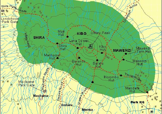 map-kili